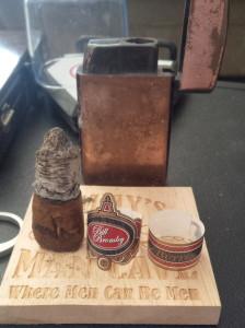 Bill Bromley Butter Cigar
