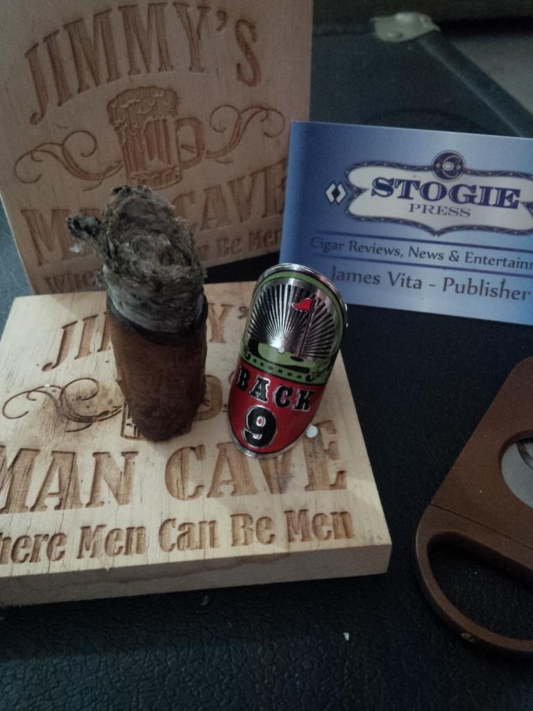 Swinger Cigar Back 9