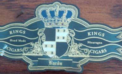 Kings Cigars - Baron