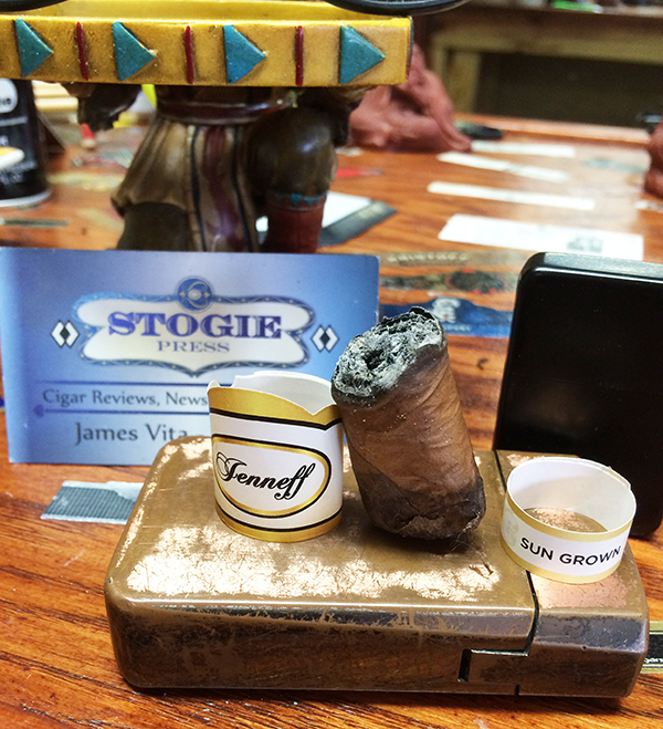 Jenneff Cigars Sungrown