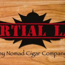 Nomad Cigars Martial Law