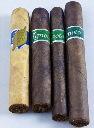 Lucky Leaf Cigars Ignoto