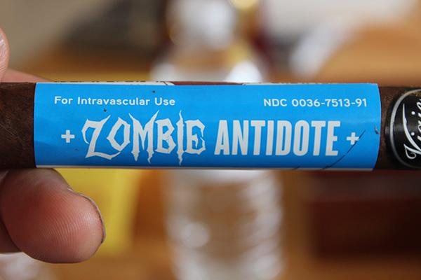 Viaje Zombie Antidote