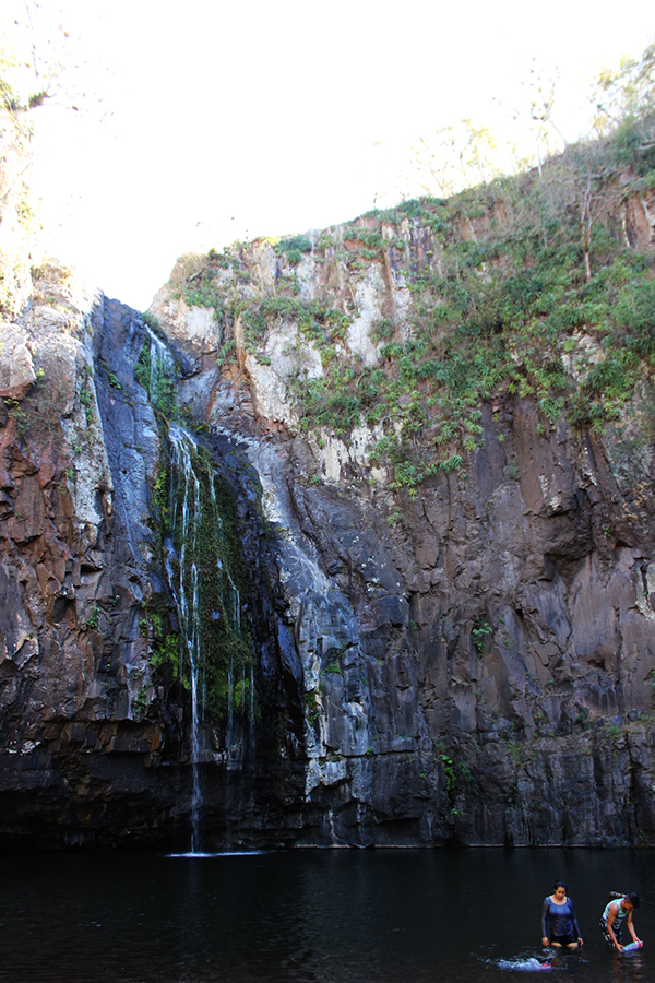 Salto de La Estanzuela Waterfall