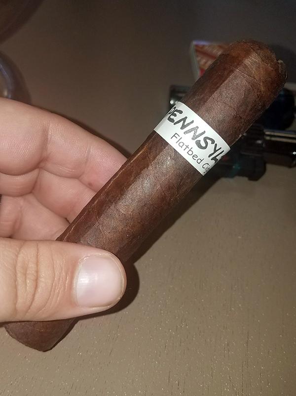 Flatbed cigars Pennsyltucky