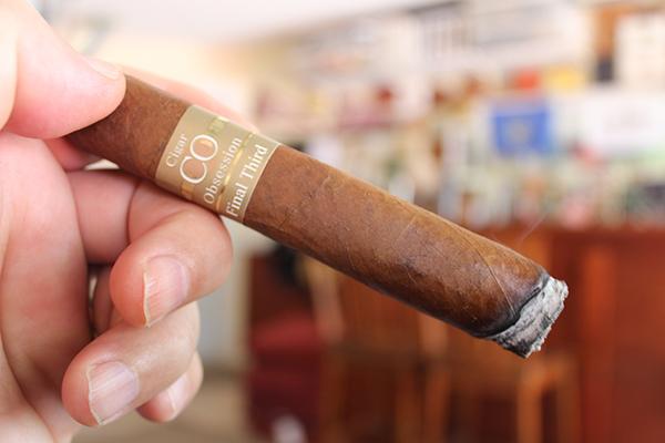 Cigar Obsession Final Third