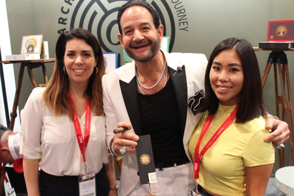 Michael Giannini, General Manager at Ventura Cigars