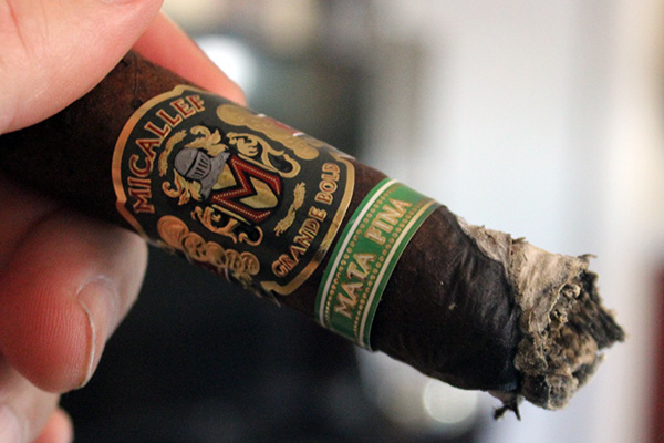 Micallef Cigars Grande Bold Mata Fina 556MF