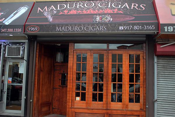 Maduro Cigars Lounge